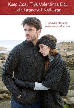 Cosy, Vintage Dresses, Knitwear, Men Sweater, Mens Fashion, Ireland, Crochet Ideas, Knitting Patterns, Sweaters