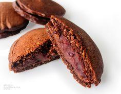 Chocolate Sesame Dorayaki