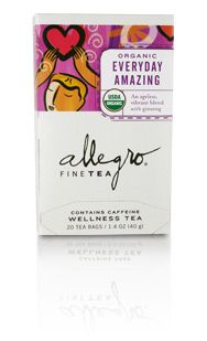 Allegro Coffee | Wellness Teas