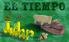 Más de 70 juguetes tradicionales, elaborados por 22 grupos indígenas de distintas regiones de México,  en la exposición temporal: EL TIEMPO DE JUGAR, en el  Museo Nacional de Antropología.