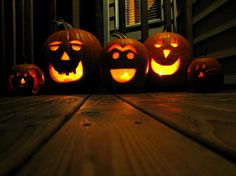 Pumpkin Carving  Hints and Tips from Bob Vila  => Posted in his Blog at:   http://www.bobvila.com/blogs/pumpkin-carving-101/#
