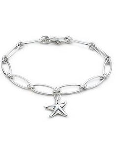 Tiffany  Co Outlet Elsa Peretti Starfish Bracelet