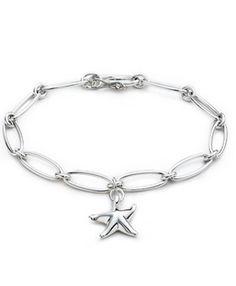 Tiffany  Co Outlet Elsa Peretti Starfish Bracelet