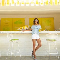 Let us be your main squeeze this summer, so you can spend more time sipping lemonade.