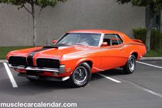 Boss 429 Cougar Eleminator. Two made, only one remains.