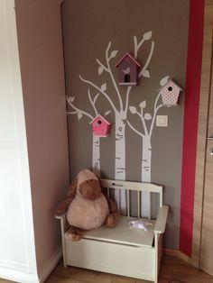 Décoration Chambre Bébé Fille Rose Et Taupe Chambre Bébé - Chambre fille rose et taupe