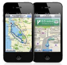 Apple contrata ex-funcionários do Google para melhorar seus mapas