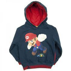 Bluza chłopięca Super Mario od Nintendo, 104