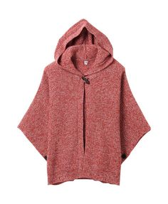 uniqlo hooded poncho