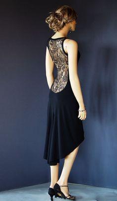 ta 059 pencil tango dress: