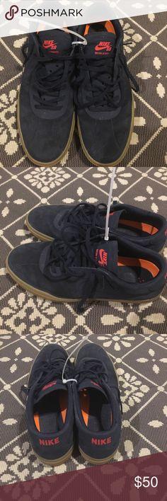 quality design efe3a e0392 Mens Nike Sb Bruin Hyperfeel Obsidian Blue Men s Nike SB Hyperfeel Bruin Skateboarding  Shoe features Hyperfeel