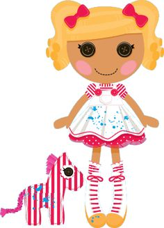 Image result for lalaloopsy spot