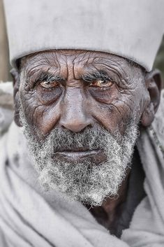 """The Priest - Portrait of an Orthodox priest (Lalibela, Ethiopia). Subscribe to the newsletter and download the ebook """"Streets of the World"""" as a welcome gift! http://robertopazziphotography.weebly.com/ Instagram: Roberto_Pazzi_Photography Facebook: Roberto Pazzi Photography"""