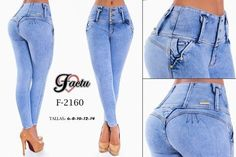 Pantalón colombiano Factu Jeans  +Modelos en:  http://www.ropadesdecolombia.com/index.php?route=product/category&path=112  #pantalones #jeans #pantalonescolombianos #pantalon