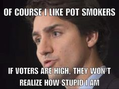 """""""Silence the intellectual & Zombie the youth to being high & unemployed is that the direction this country is going? Political Memes, Political Views, Politics, The Twits, O Canada, Love Ya, Truth Hurts, Real People, True Stories"""