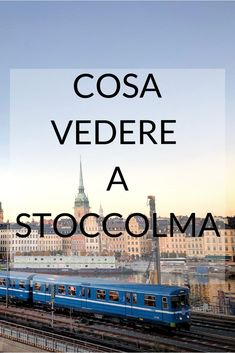 Stoccolma What to see in Stockholm to make the most of your next travel to Sweden. Read all my travel tips! Travel Checklist, Packing Tips For Travel, New Travel, Travel Planner, Travel Europe, Travel Guide, Travel Around The World, Around The Worlds, Europe Bucket List