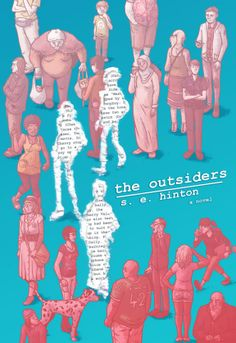 Re-Covered Books: The Outsiders