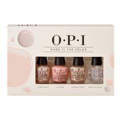 Nude is the color by OPI - Kit de vernis à ongles de OPI sur Sephora.fr