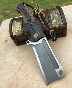 Adv Battle Cleaver proto17 (reposted by iwoniteverything)