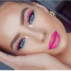 Pink lips and eye makeup idea for this summer - Makeup Looks Classic Flawless Makeup, Gorgeous Makeup, Pretty Makeup, Love Makeup, Pretty Nails, Daily Makeup, Makeup Set, Simple Makeup, Kiss Makeup