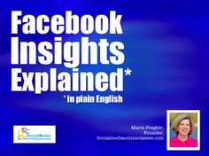 #Facebook insights announce