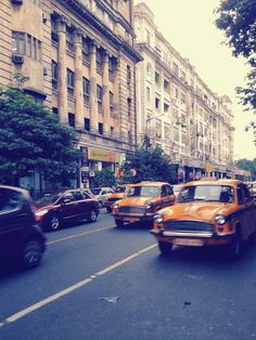 Park Street, Calcutta | I'll always remember this place