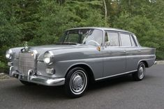1964 Mercedes-Benz 190-Series 190D