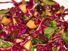 L'insalata di cavolo rosso e mele!, Ricetta da Plvheart - Petitchef