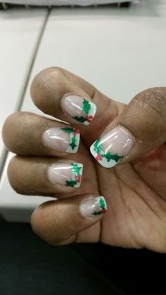 My holiday nails