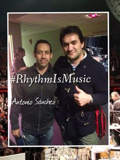 If you are drummers... post on Twitter, Pinterest, Google+, Facebook, etc. a pic and write: #RhythmIsMusic !!! Antonio Sánchez disqualification from the Oscars is bad for the #Academy #film #music #drums #jazz and #creativity !!! @antoniodrums1 #Antonio #Sánchez #drummer #Sergio #Bellotti #Gabriella #Ruggieri #Vaifro #Minoretti
