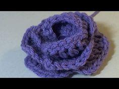DIY Tutorial: Knitting / How to crochet a flower tutorial - Bead&Cord Crochet Small Flower, Crochet Flower Tutorial, Crochet Flower Patterns, Crochet Flowers, Quick Crochet, Knit Crochet, Crochet Hats, Double Crochet, Irish Crochet