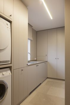 Optimize your small space & learn trick how to organize your dryer sheets, laundry room cabinet & other laundry room essentials House Design, House, Laundry Mud Room, Home, Bedroom Design, Home Deco, Laundry Room Cabinets, Interior Design Bedroom, Living Room Designs