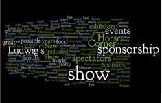 Sponsorship for the #LaborDayWeekend Horse Show & Country Fair   www.ludwigshorseshow.com