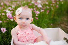 flower baby Okinawa Baby Photographer