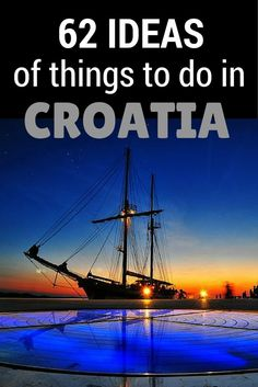 We have lots of ideas to inspire you to travel to Croatia  well, at least we think so. Our Croatia travel blog lists things to eat while youre wandering the cobblestone streets, it has accommodation suggestions while you and your family are here soaking
