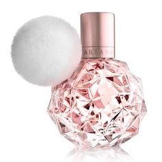 アリアナ・グランデ初プロデュースの香水「アリ バイ アリアナ・グランデ オードパルファム」。