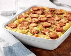 Hutspot ovenschotel met wortelen en kaas
