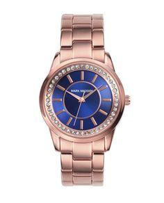 Reloj de mujer Mark Maddox brazalete dorado