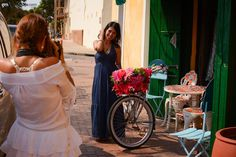 Fotografía de Bodas parejas - Cartagena Centro histórico Wedding photography in Colombia This Is Us, Backless, Dresses, Fashion, Cartagena, Centre, Couples, Colombia, Weddings