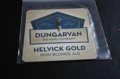 2012 Beermat Dungarvan Brewery Cat 002 (2D05 9/14)