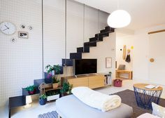 An apartment with Scandi feels inSpain - desire to inspire - desiretoinspire.net