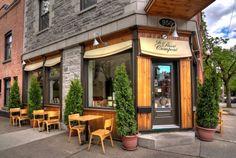 Le Passé Composé | Bistro Restaurant Montreal | RestoMontreal.