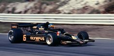 Ronnie Peterson Lotus G.P. Brands Hatch 1978