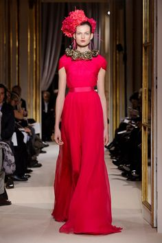 Giambattista Valli Couture Spring 2012 - The Most Mind-Blowing Couture Gowns of the Last Five Years - Photos