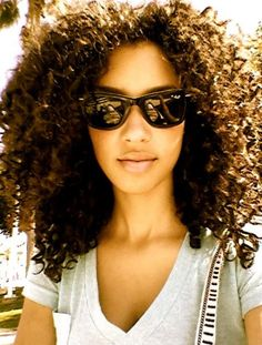 Rizos divinos. Some of the best curl do's for girls.