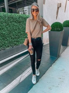 Fall Transition Outfits, Simple Fall Outfits, Spring Outfits, Casual Outfits, Cute Outfits, Autumn Winter Fashion, Streetwear, Rounding, Weekender