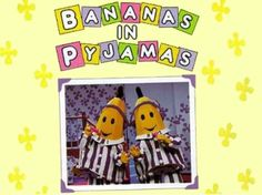 show bananas pajamas - Google Search
