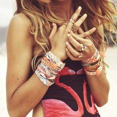 Cool #brazillianbracelets from #hipamena #ultimategirl #accessories #style #worldcup #brazil2014