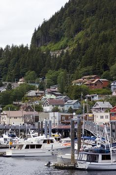 Ketchikan from Water | Flickr