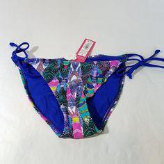 Xhilaration Womens Bikini Bottoms Size Small Multicolor #Xhilaration #BikiniBottom